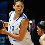 Evan Fournier - Crédit Photo Alexis Réau - PB 86