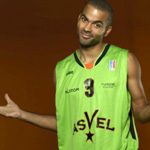 Tony Parker ASVEL